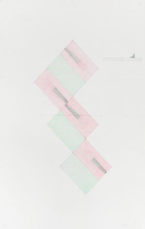 Richard Rezac, Study for Untitled (13-04), 2013