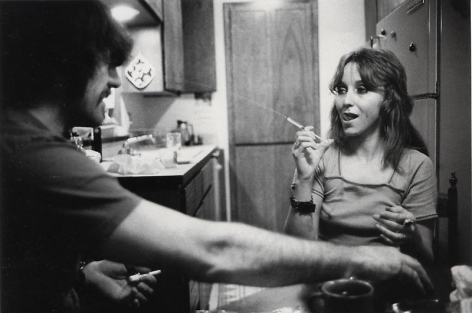 Larry Clark Jack & Lynn Johnson, Oklahoma City, 1973