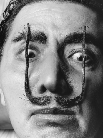 Yasumasa Morimura A Requiem: Theater of Creativity / Self-Portrait as Salvador Dali, 2010