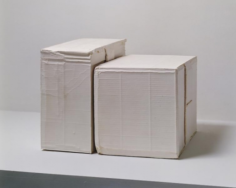 Rachel Whiteread Documents, 2005