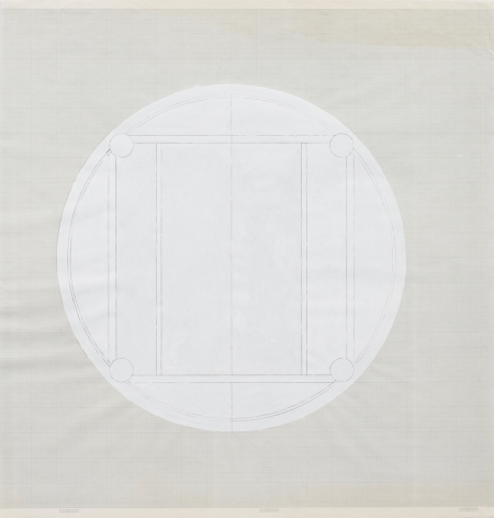 Rachel Whiteread Table, 1997
