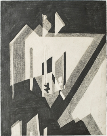 Lygia Clark Sem titulo (Untitled), 1952