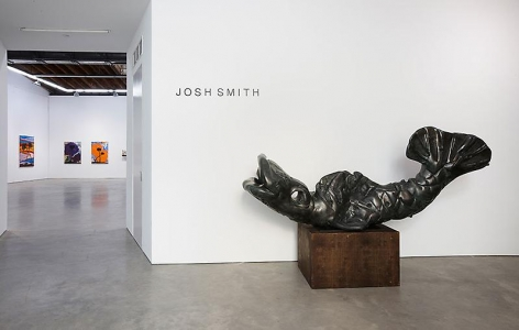 Josh Smith, Installation view