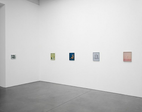 Elad Lassry Installation view