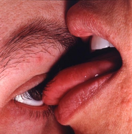 Janine Antoni Mortar and Pestle, 1999