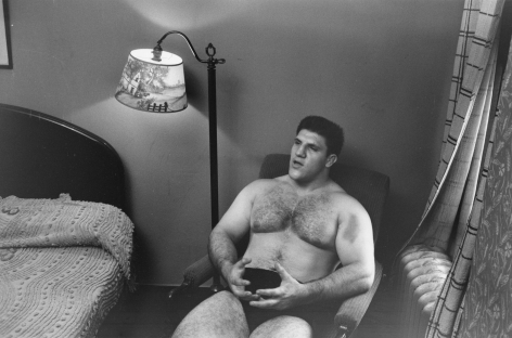 Lee Friedlander Bruno Sammartino, 1960