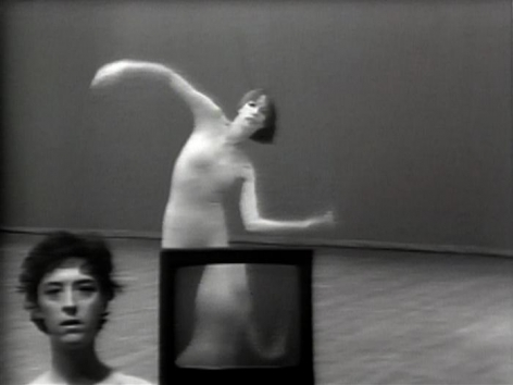 Charles Atlas, Collaboration with Merce Cunningham