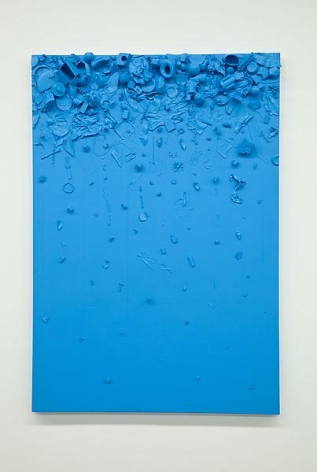 Tom Friedman Blue, 2014