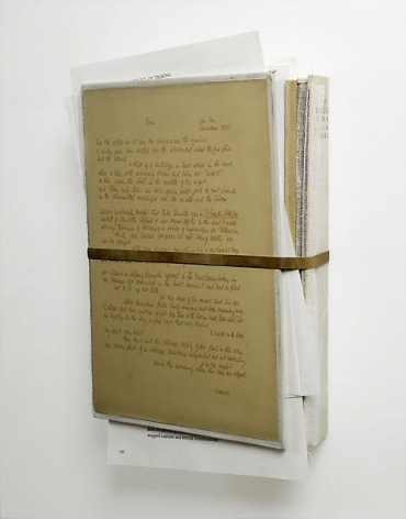 Steve Wolfe Untitled (The Collected Poems Of Frank O'Hara), 1993-1994