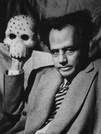 Yasumasa Morimura A Requiem: Theater of Creativity / Self-Portrait as Sergei Eisenstein, 2010