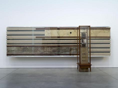 Reinhard Mucha Stunde Null, 2006 / Hennef, 2009