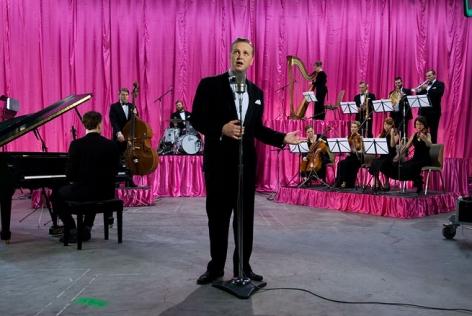 Ragnar Kjartansson God, 2007