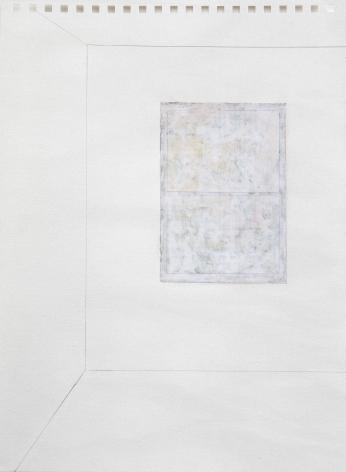 Rachel Whiteread, White Window, 2011