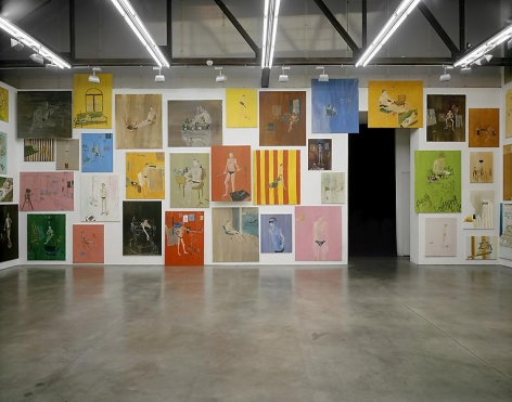 Ragnar Kjartansson, Installation view