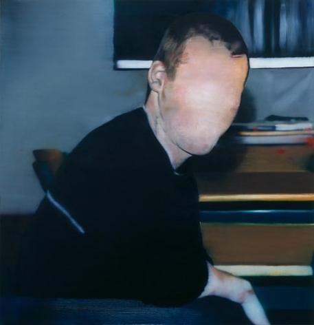 Johannes Kahrs Untitled (auslöschung nr. 2), 2003