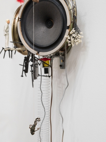 Janet Cardiff & George Bures Miller, Exquisite Corpse, burlesque (detail), 2012