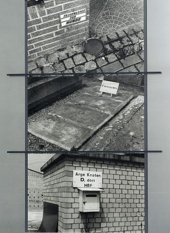 """Reinhard Mucha dX â€"""" edition, 1997"""