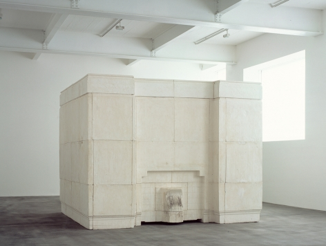 Rachel Whiteread Ghost, 1990