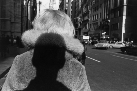 Lee Friedlander, New York City, 1966