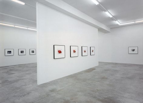 Christopher Williams , Installation view