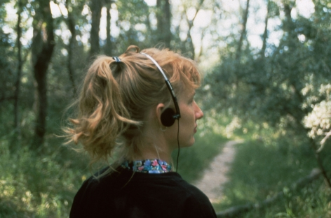 Janet Cardiff, Forest Walk, 1991