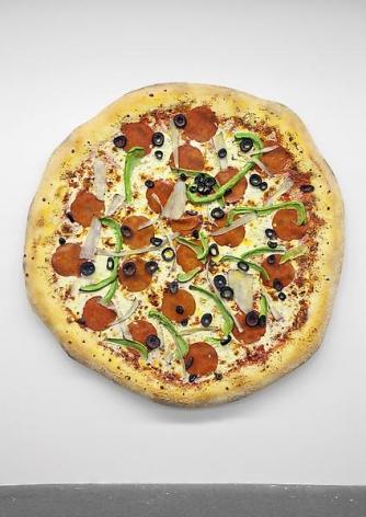 Tom Friedman Untitled (Pizza), 2013