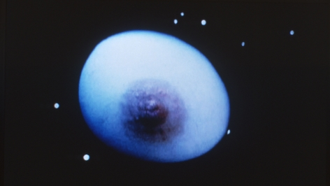 Pipilotti Rist, Extremitäten (weich, weich)(Extremities (smooth, smooth),1999