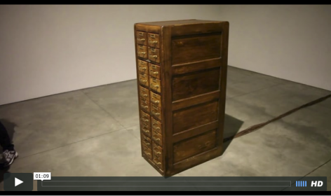 JanetCardiff& George Bures Miller, The Cabinet of Curiousness,2010