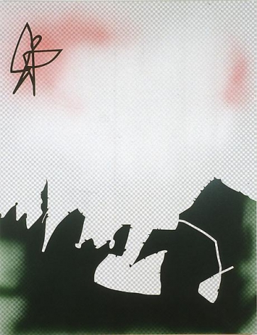 Jeff Elrod Pieces of Sky, 2006