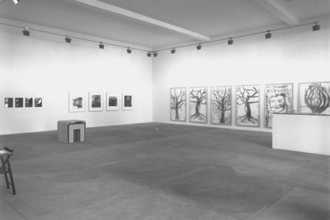Prints and Multiples, Installation view