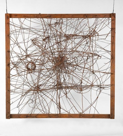 Richard Pousette-Dart Untitled (The Web), 1950