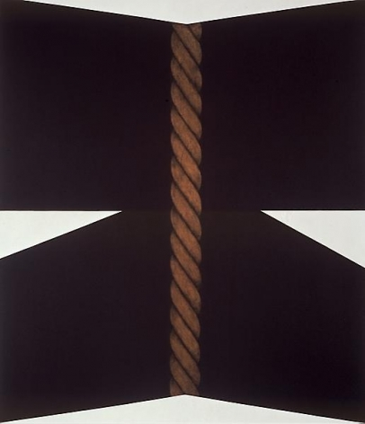 Philip Taaffe South Ferry, 1985–86