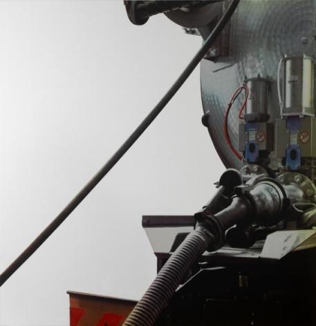 Michelangelo Pistoletto Lavoro – Autocisterna, 2008-2011