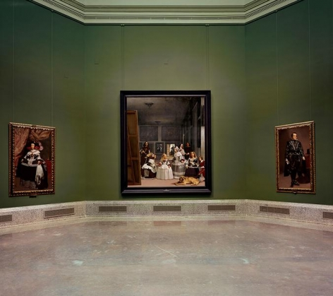 Yasumasa Morimura Las Meninas renacen de noche VII: In fact, nothing really happened, 2013