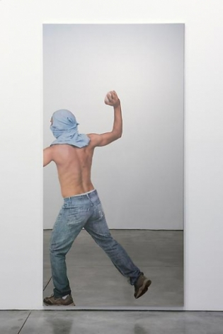Michelangelo Pistoletto Senza titolo (Untitled), 2008
