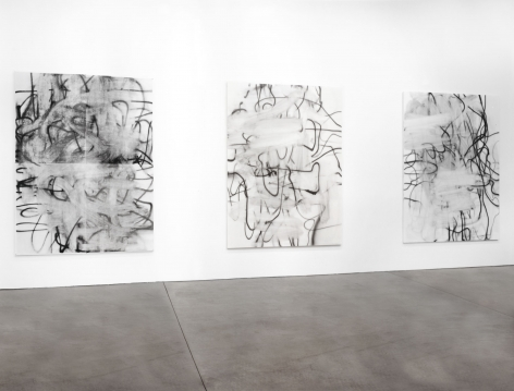 Christopher Wool, Installation view