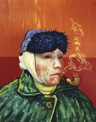 Yasumasa Morimura Portrait (Van Gogh), 1985