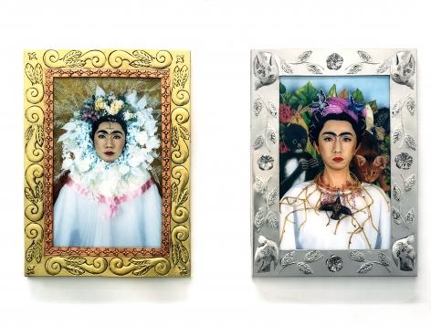 Yasumasa Morimura, Self-Portraits: An Inner Dialogue with Frida Kahlo