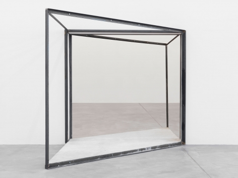 Oscar Tuazon, White Walls, 2011/2012