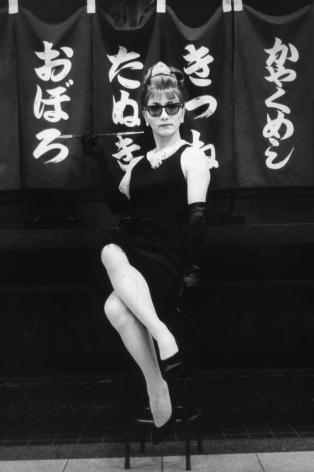 Yasumasa Morimura, M's self-potrait No. 17/A, 1995