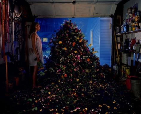 Gregory Crewdson Untitled (flower mound), 1999