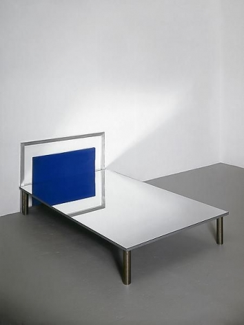Michelangelo Pistoletto Letto (Bed), 1965-1966
