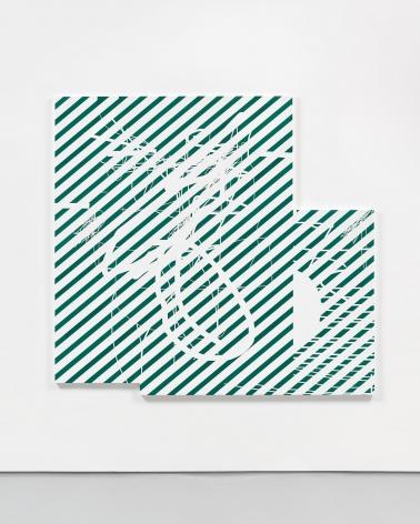 Jeff Elrod Untitled (green screen), 2014