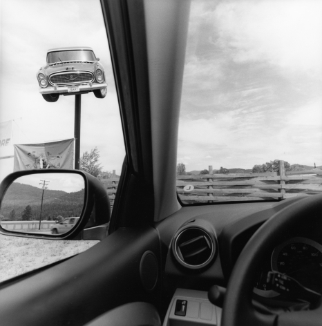 Lee Friedlander, Montana, 2008