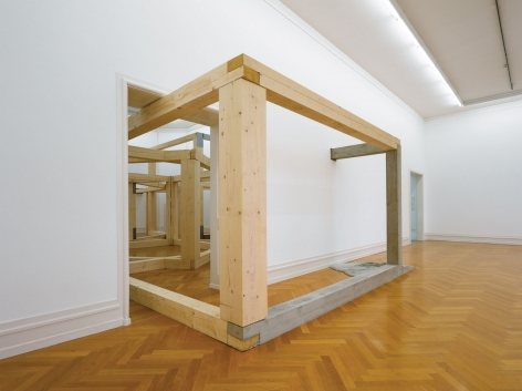 Oscar Tuazon, Untitled, 2010