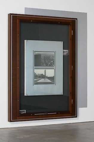 "Reinhard Mucha Untitled (""Pearl Paint"" New York West Side Highway 1977), 1998"