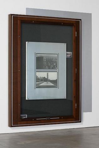 "Reinhard Mucha Untitled (""Pearl Paint"" New York West Side Highway 1977), 1998"