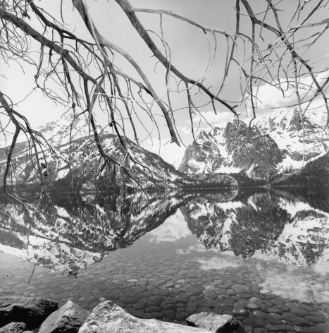 Lee Friedlander, Tetons, 1999
