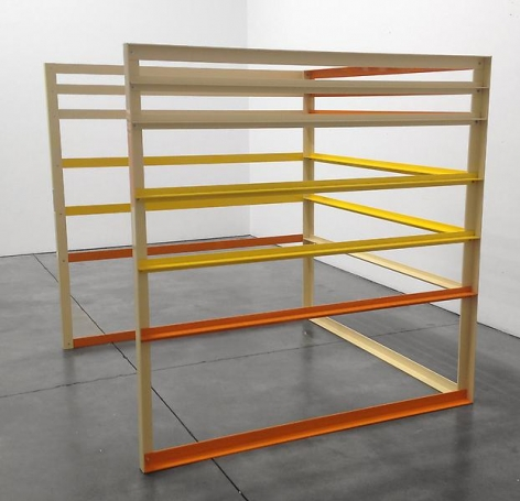 Liam Gillick Elevation Structure, 2003