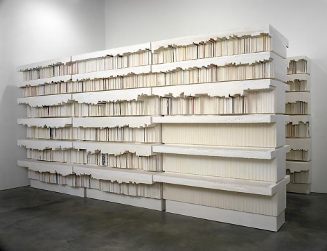 Rachel Whiteread Untitled (Library), 1999